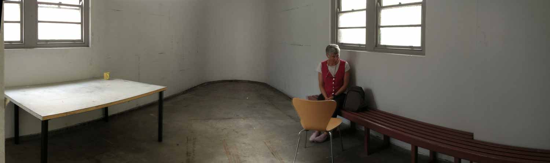 inside out , 2 Riley Street, Woolloomooloo (First Draft Studios/Gallery), 2012