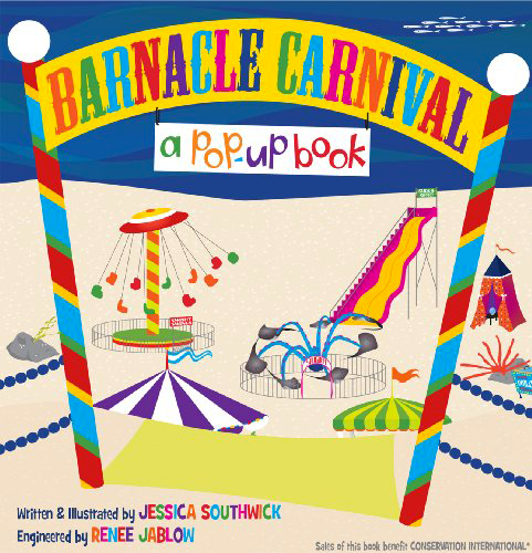 BARNACLE CARNIVAL   Jumping Jack Press  ©Up With Paper  Watch video  here