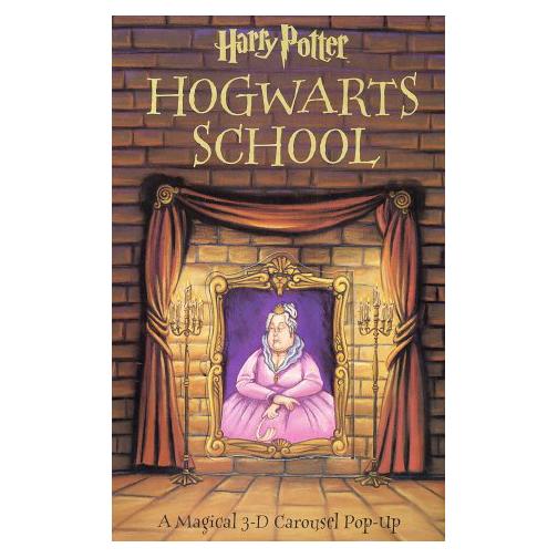 HARRY POTTER: HOGWARTS SCHOOL   Scholastic