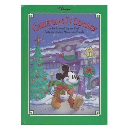 DISNEY'S CHRISTMAS IS COMING   Disney Press