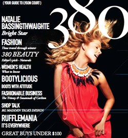 Natalie Bassingthwaighte for 360 Magazine