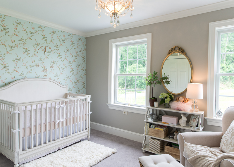 NURSERY DESIGN & RENOVATION