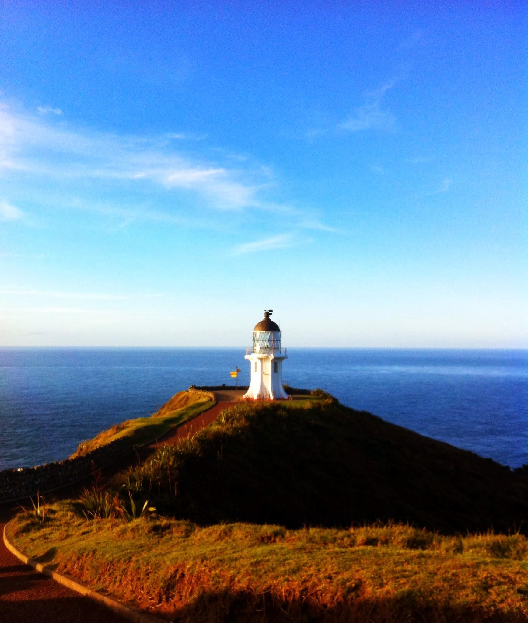 Reinga Lighthouse