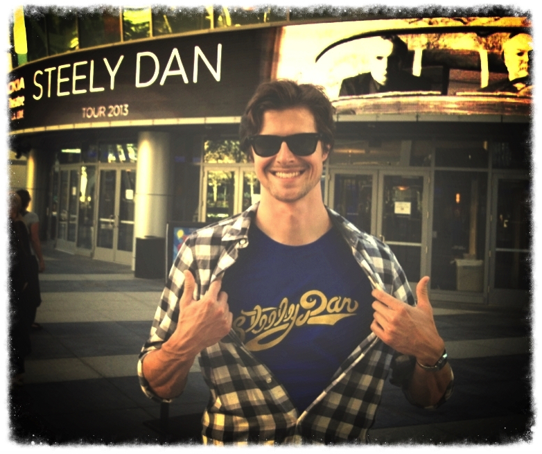 The Day Alex Finally Saw Steely Dan.