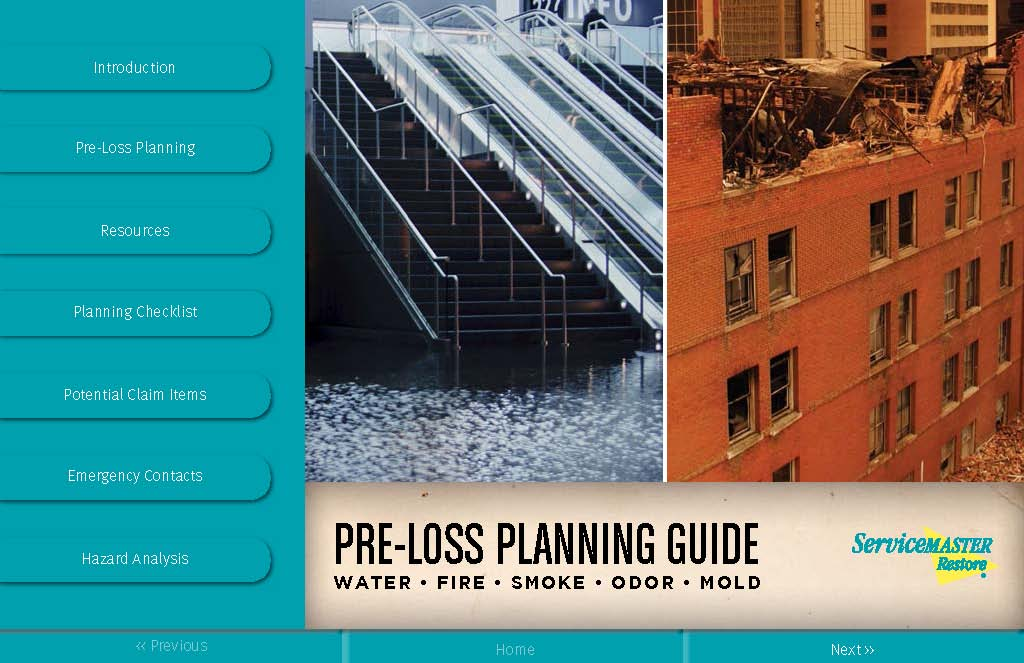 Business Disaster Planning