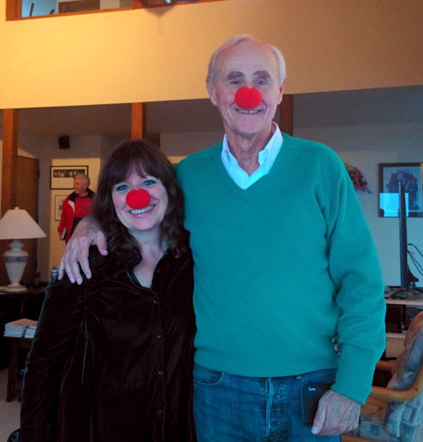 Claudia Logan and Gary Craig