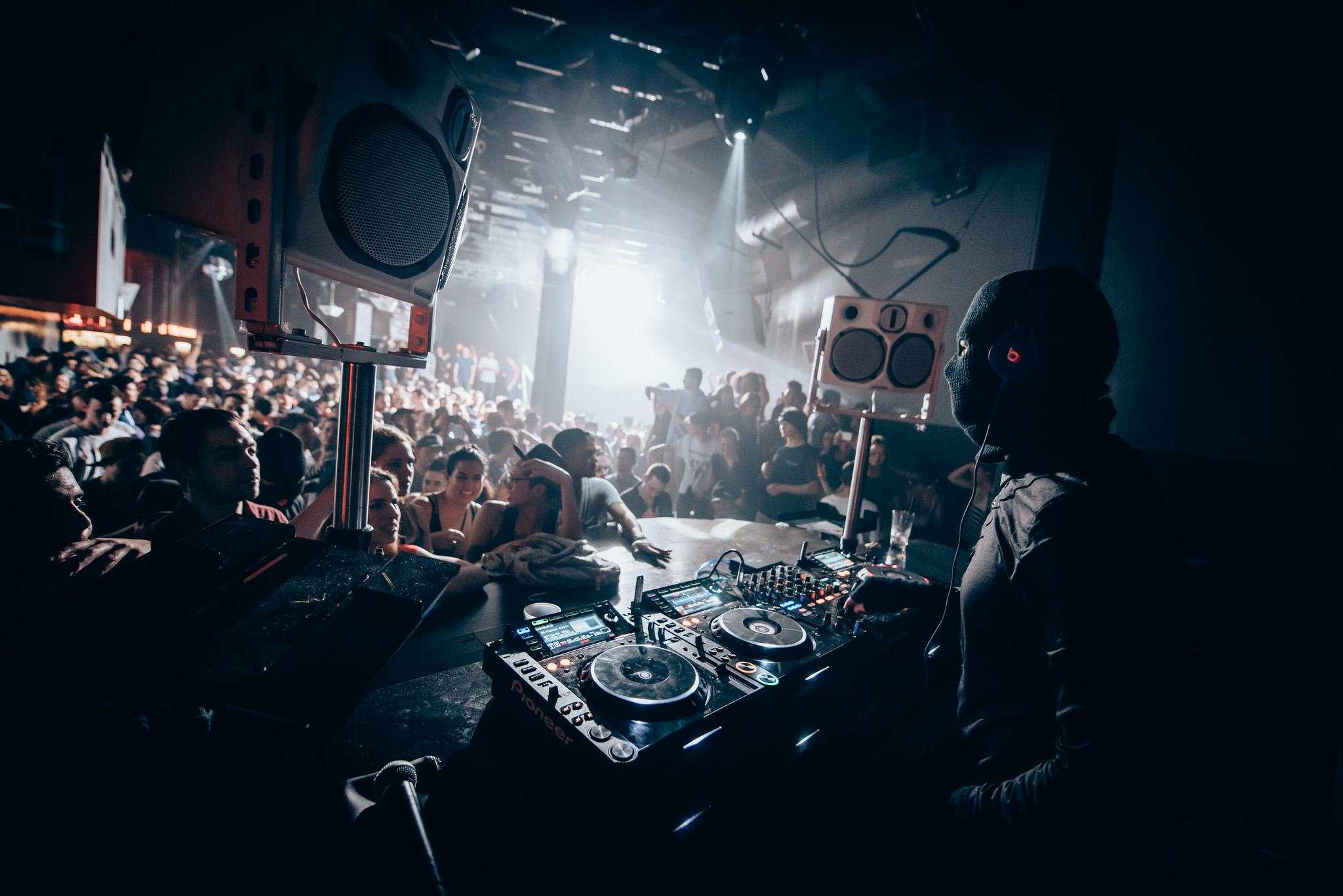 Malaa @ Q Nightclub