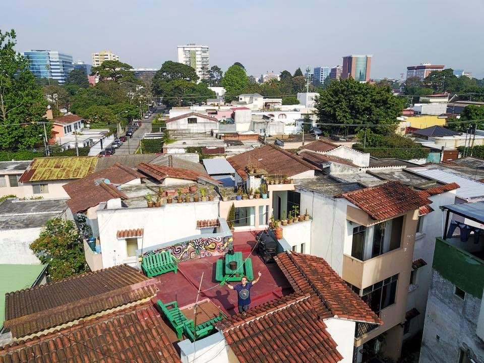 Hostel Rooftop - Quetzalroo, Guatemala City