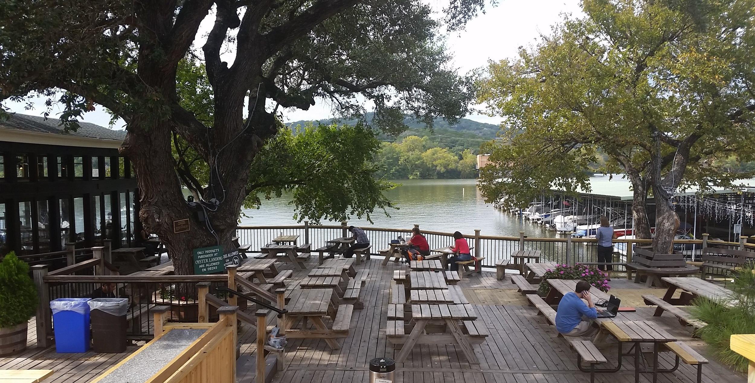 Mozart's Coffee - 3825 Lake Austin Blvd, Austin, TX 78703