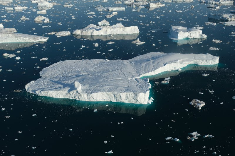 Record-breaking 12.5 billion tons of ice melting on Greenland on August 1st — Sean Gallup — Getty Images