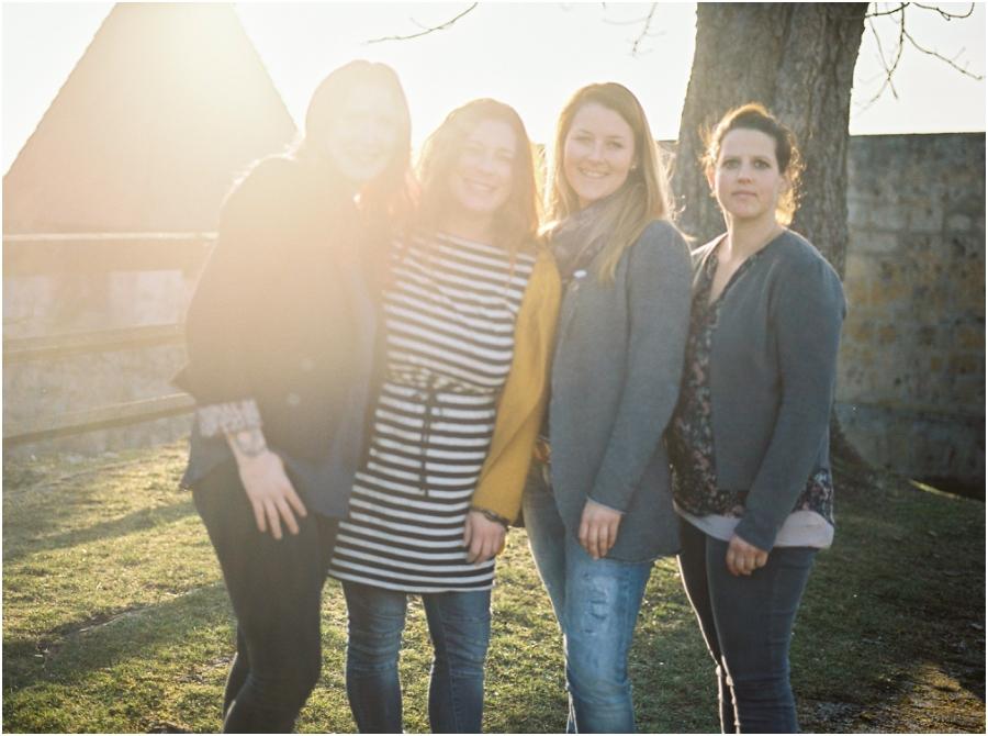 THE MAGIC OF FILMPHOTOGRAPHY I - Heike, Siegrid, Andrea, Sandra