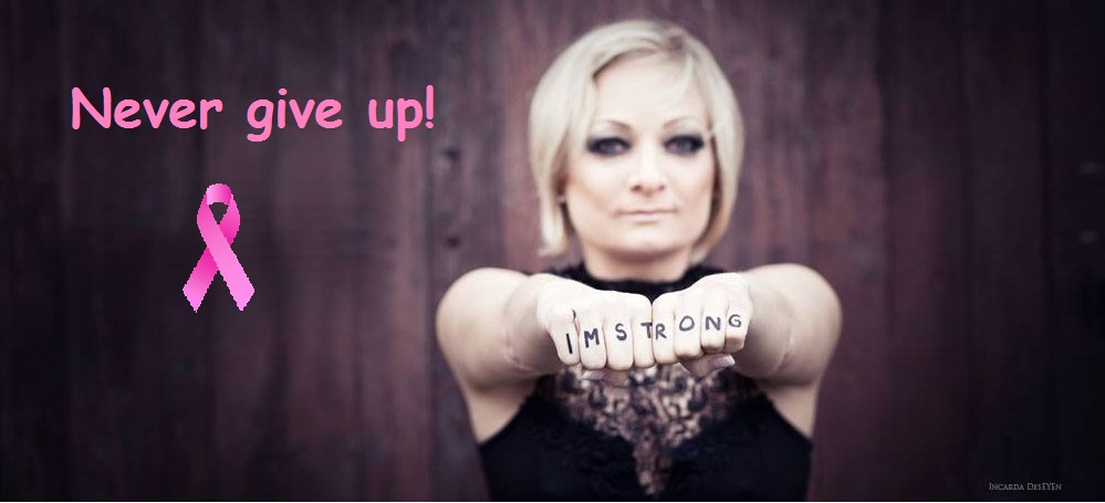 "Photo : Nadine Bütgenbach  Thème : ""You never know how strong you are until being strong is the only choice you have"""
