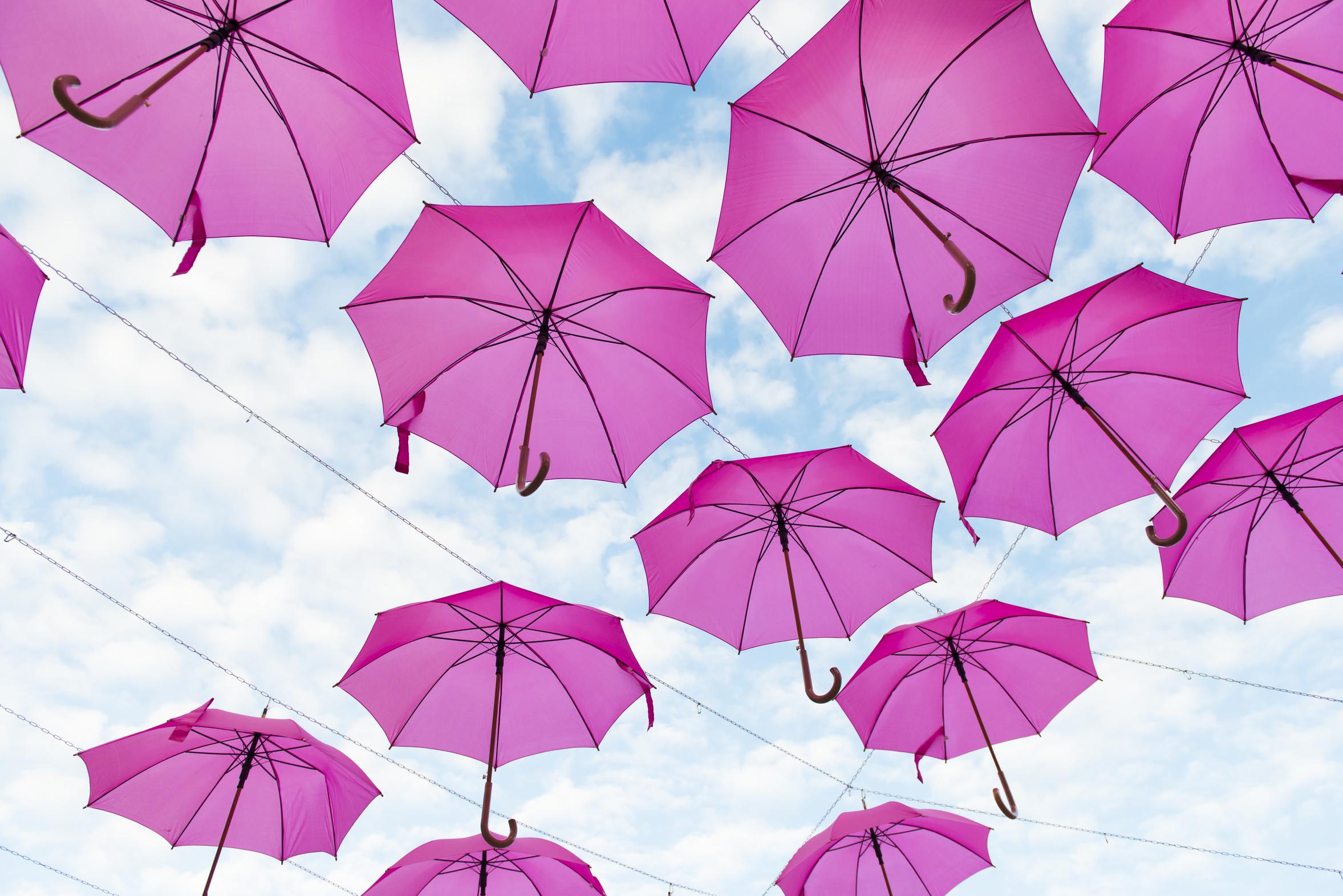 - La vie ce n'est pas d'attendre que l'orage passe c'est d'apprendre à danser sous la pluie