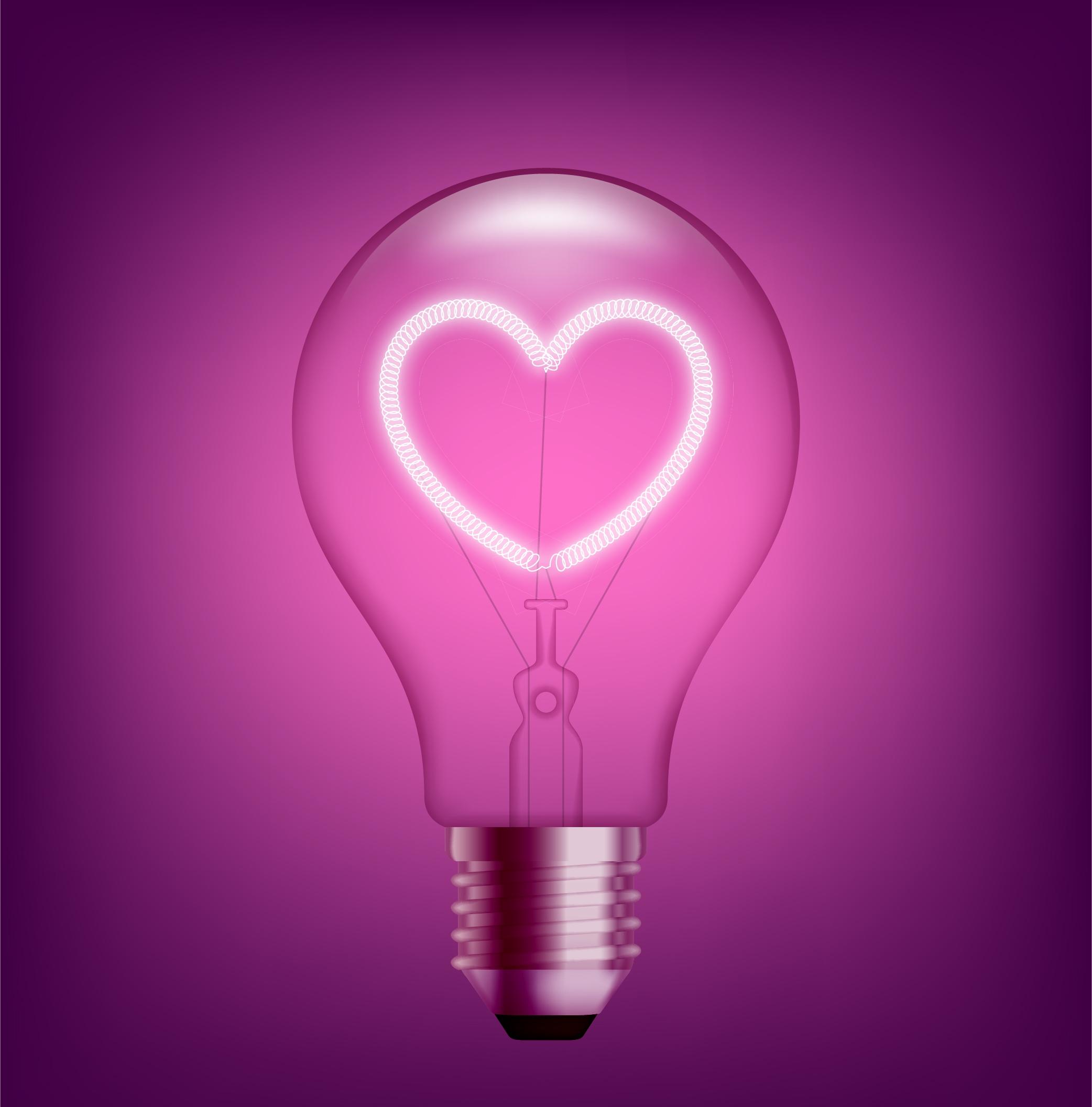 - Les bâtiments s'illuminent en rose…