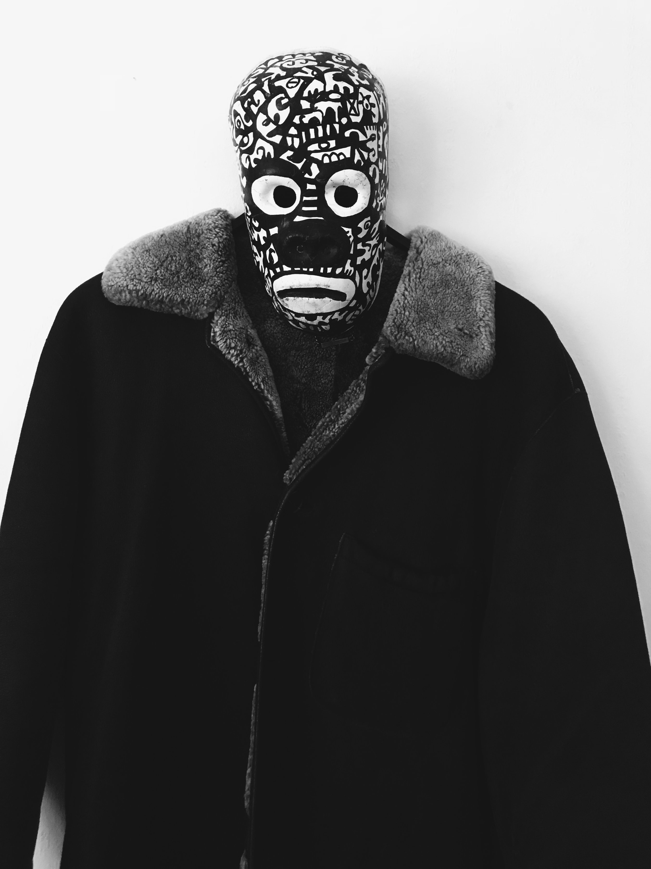what lies under the surface of this mask, is the insight into my life. Follow my journey.