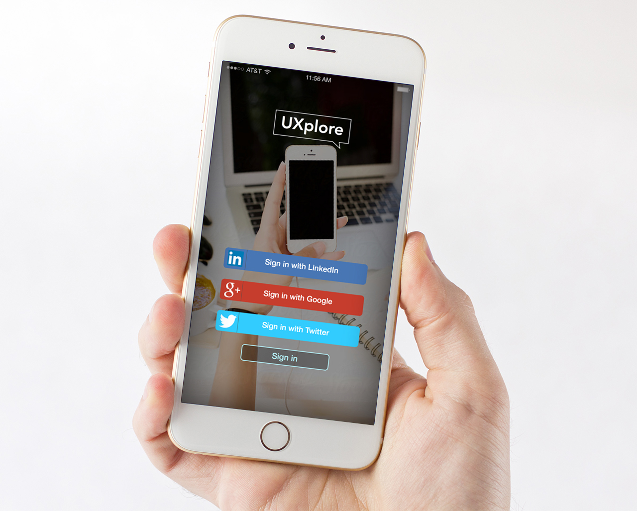 UXplore App  : Final presentation