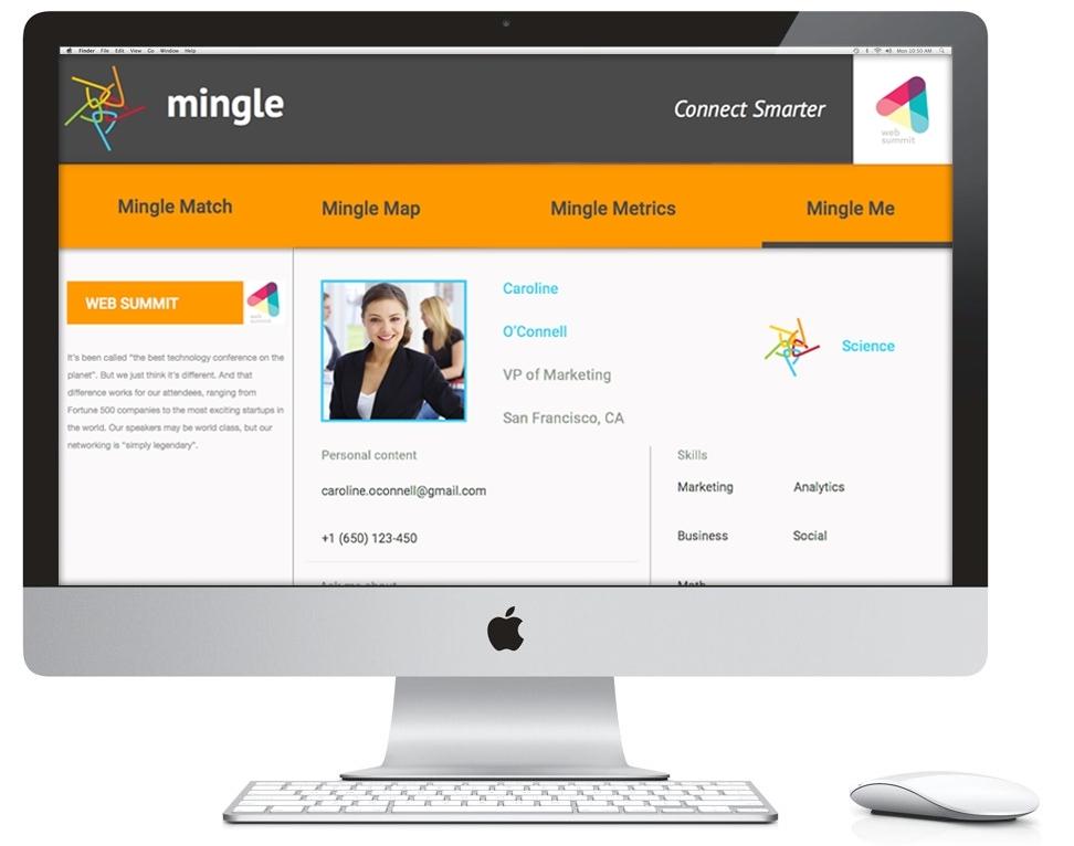 Concept Development - Mingle