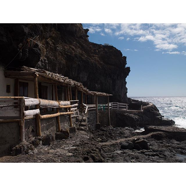 Balcón al mar en #LaPalma
