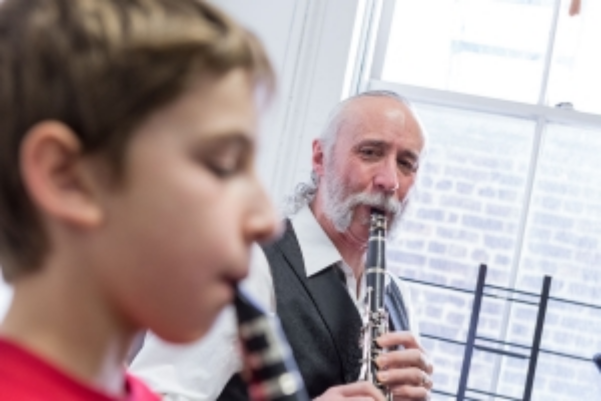 Brooklyn's best clarinet lessons