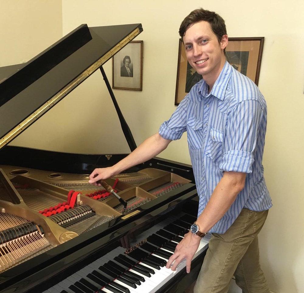 Isaac Wynn, Orpheus Piano Co. Founder