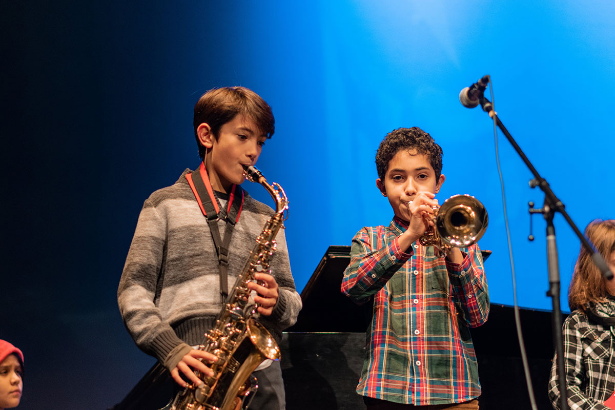 The Groove Ensemble   Photo by Jaznina Santiago
