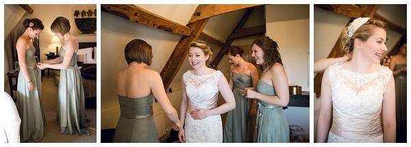 Kingscote Barn Wedding007