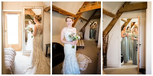 Kingscote Barn Wedding013