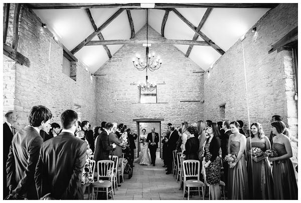 Kingscote Barn Wedding016