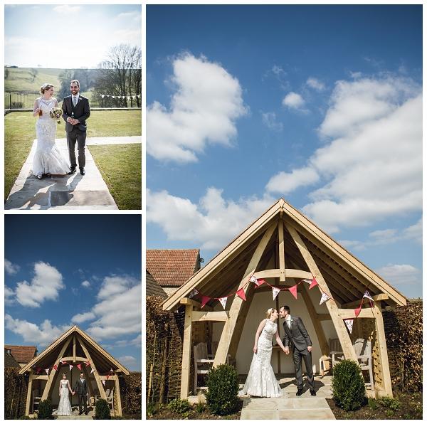 Kingscote Barn Wedding021