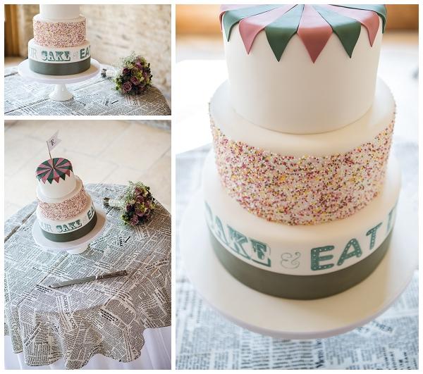 Kingscote Barn Wedding027