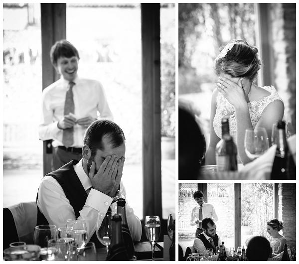 Kingscote Barn Wedding035
