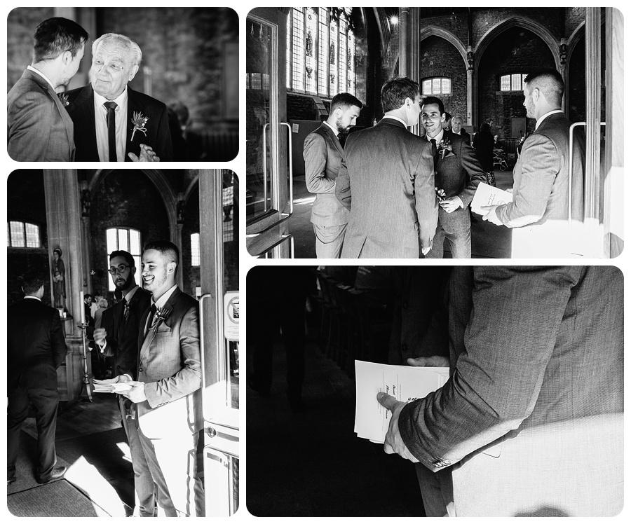 Kingscote Barn Wedding Alison & Stuart (35)