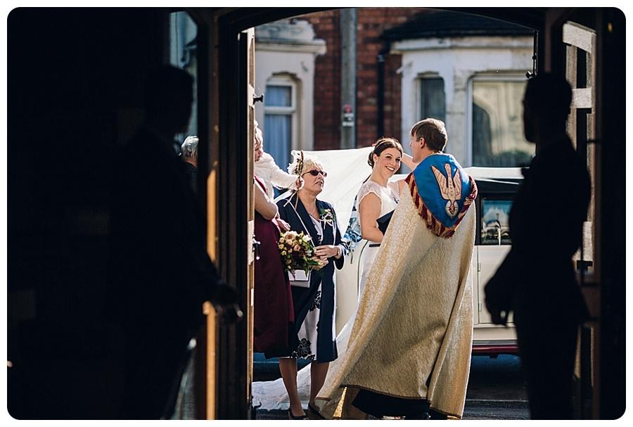 Kingscote Barn Wedding Alison & Stuart (32)