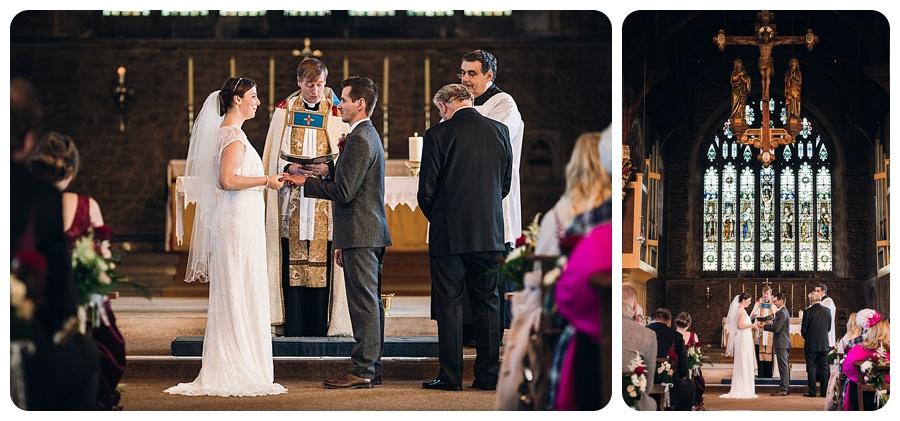Kingscote Barn Wedding Alison & Stuart (27)