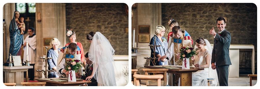 Kingscote Barn Wedding Alison & Stuart (24)