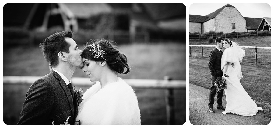 Kingscote Barn Wedding Alison & Stuart (8)