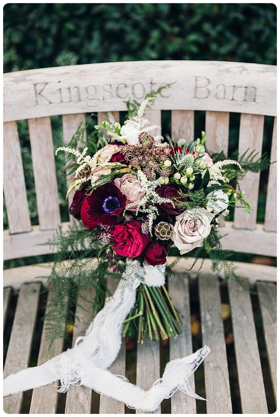 Kingscote Barn Wedding Alison & Stuart (5)