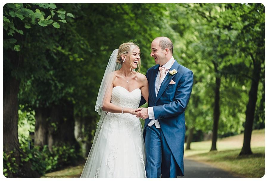 Ettington Park Wedding