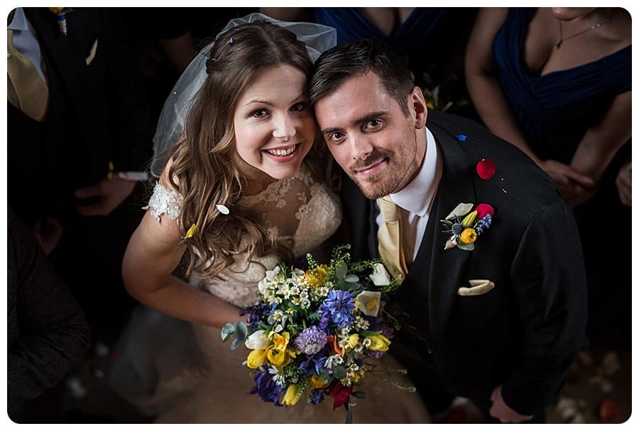 Shustoke Barn Winter Wedding