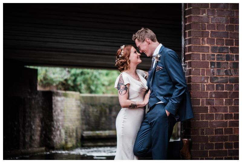 Birmingham City Wedding