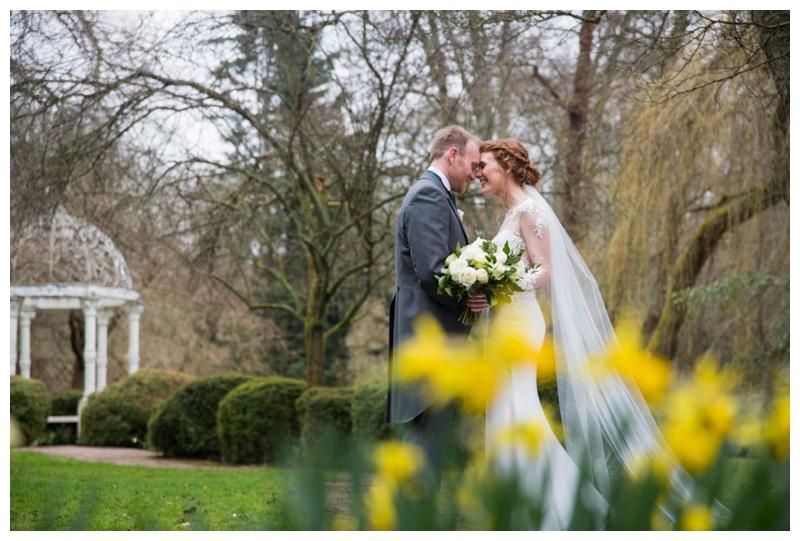 Mill Barns Spring Wedding