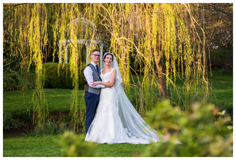 Mill Barns Spring Wedding