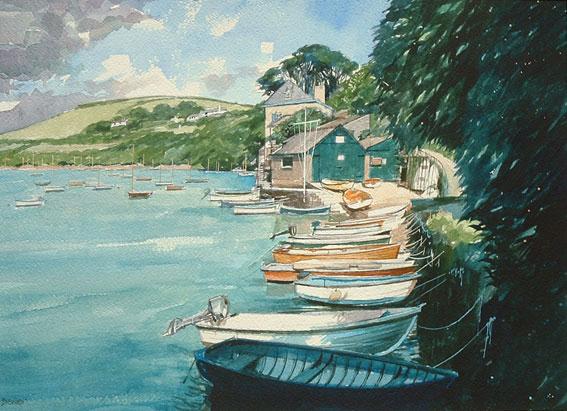 Bantham Boathouse
