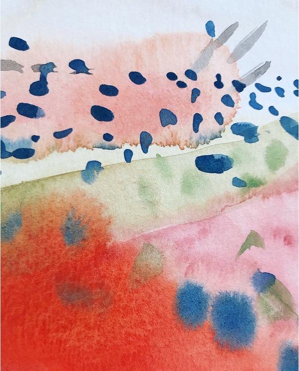 mark making by Lindsay McDonagh