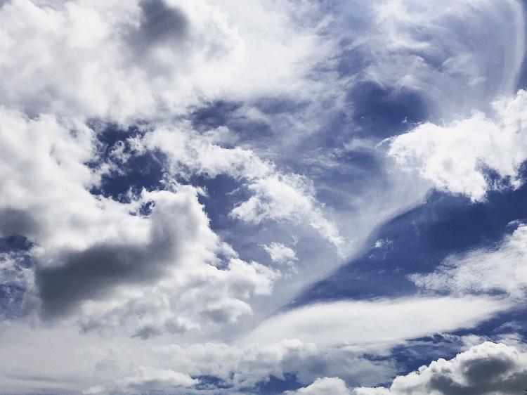 Sky by Lindsay McDonagh