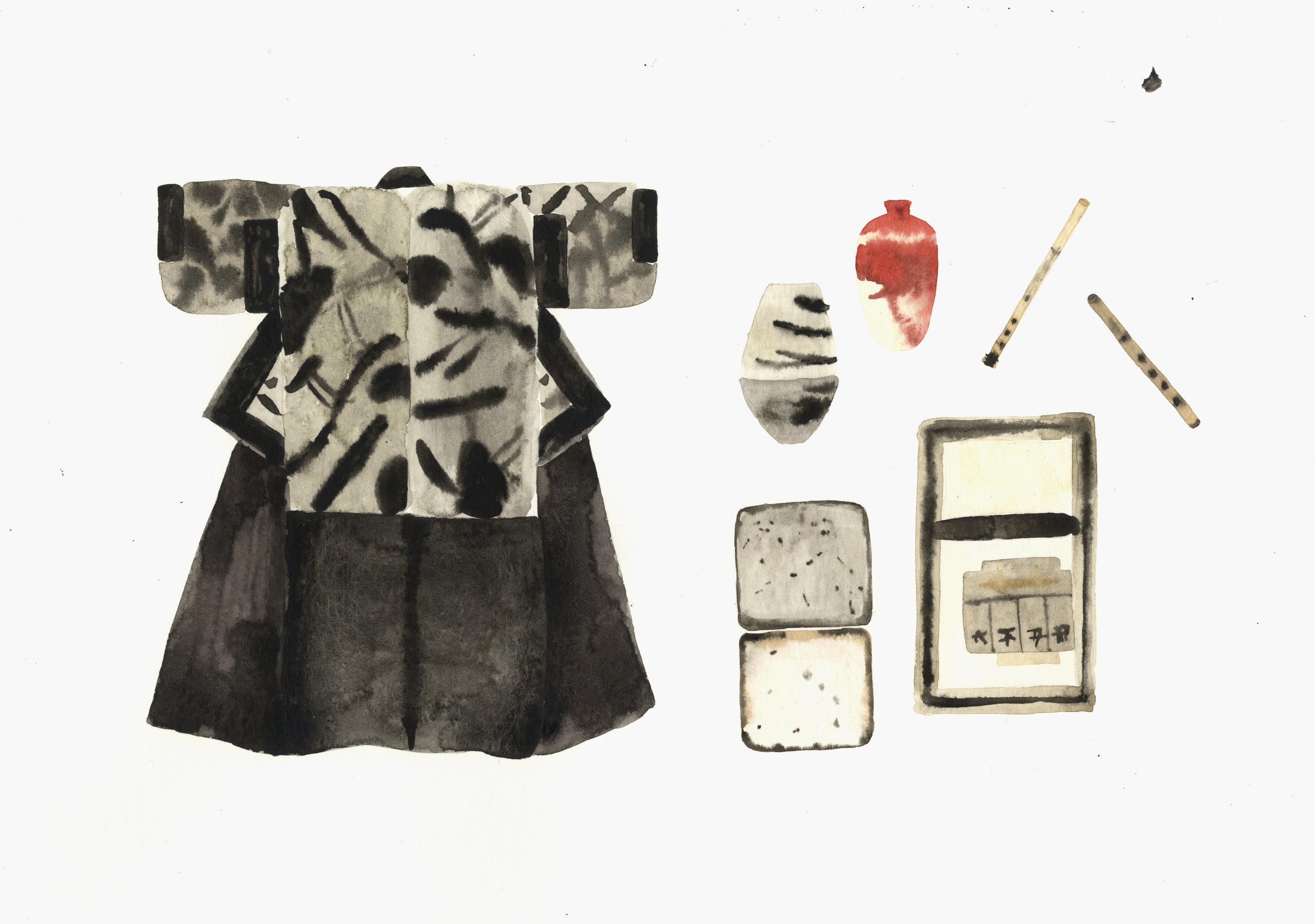 Kimono still life Lindsay McDonagh.jpg