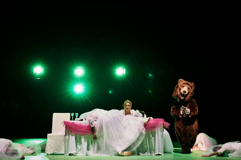 Die Verkaufte Braut - Staatsoper Hannover 2016