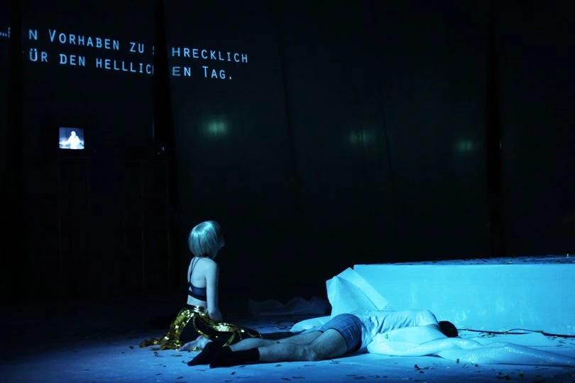 DIDO - Deutsche Oper Berlin / Tischlerei 2017