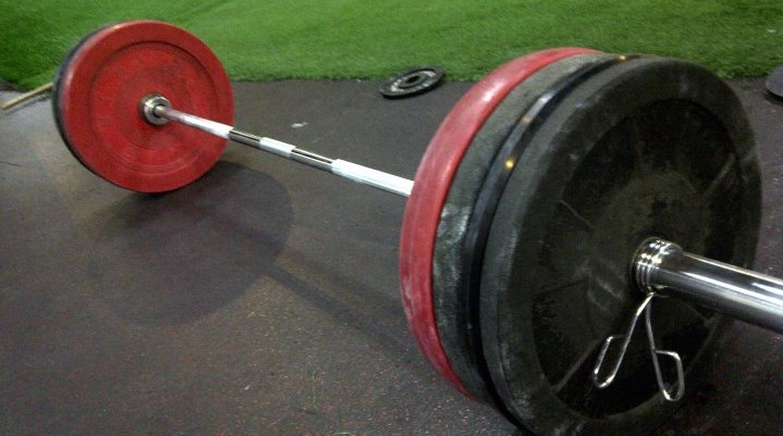 Don't fear the barbell