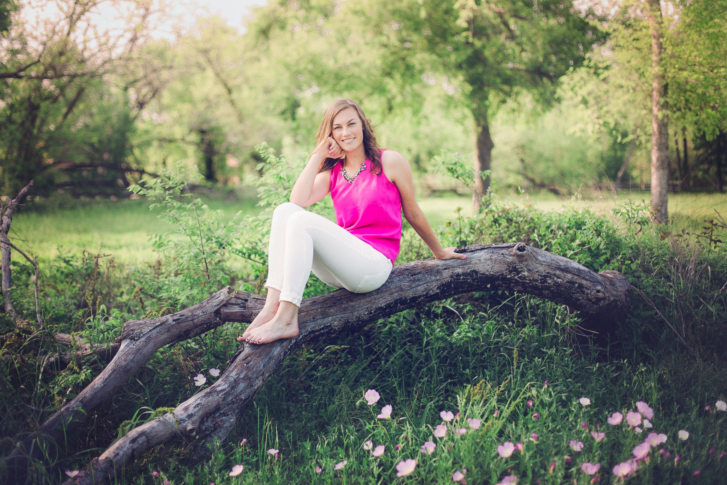 Katy Senior Photographer, Cinco Ranch High School